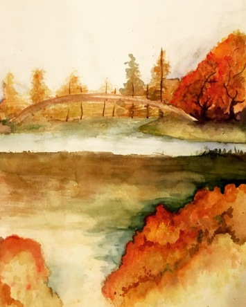 autumn-scene-watercolor