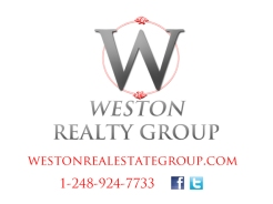 Weston Realty Group Sign-Light